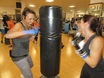 Cardio Kick Boxing